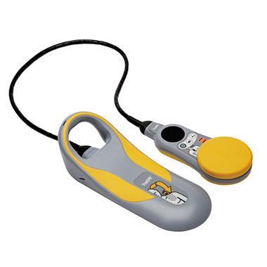 AED nálepka na dvere