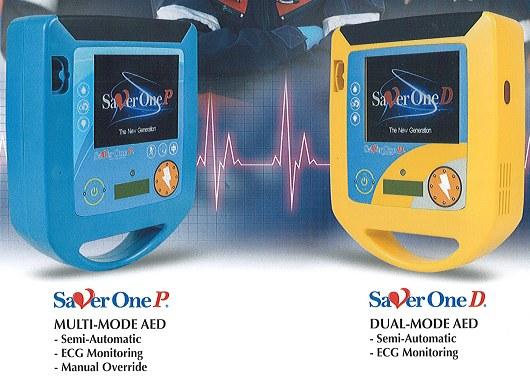 SaverOne P a D AED